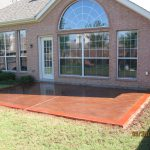 Effective Painting Concrete Patio Design