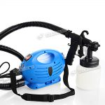 Electric Paint Sprayer Fence Wood Wall Spray Zoom Gun Painting Indoor