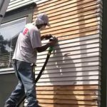 Elite Decorating Remodeling Remove Old Paint Wood Siding