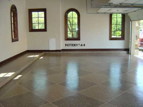 Epoxy Flooring Garage Commercial
