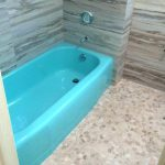 Epoxy Paint Fiberglass Shower Tile Large Bathtub Intended Ideas