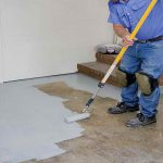 Epoxy Paint Your Waterproofed Basement