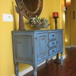 European Paint Finishes Rustic Blue