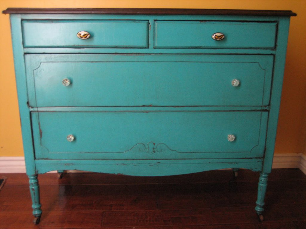 European Paint Finishes Teal
