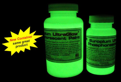 Europium Ultraglow Paint United Nuclear Scientific Equipment