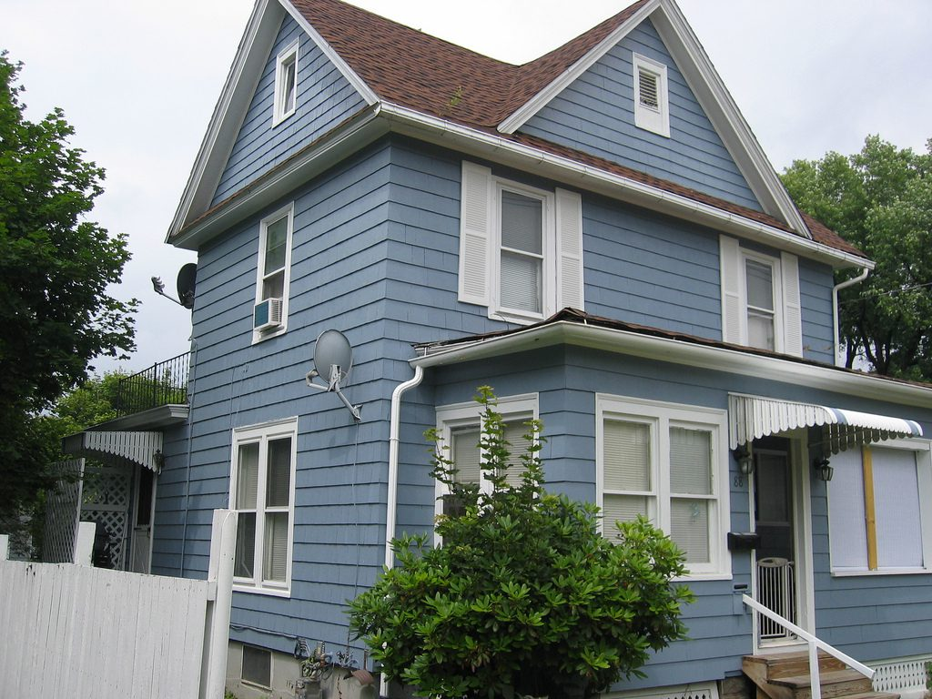 Exterior After Sherwin Williams Duration Paint Kevin Davidson
