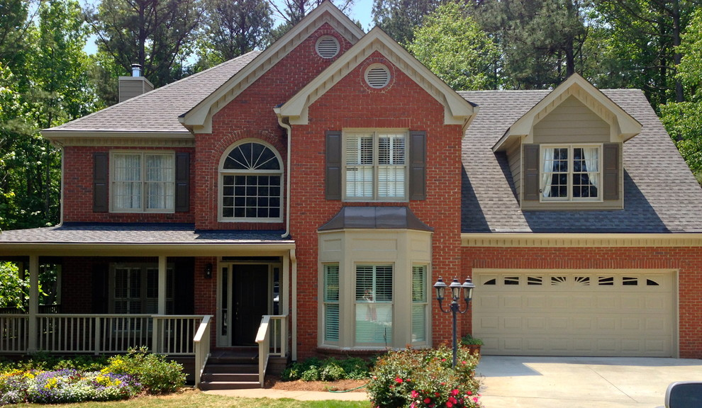 Exterior Paint Colors Red Brick Give Your House Touch Superiority