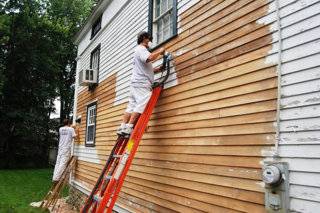 Exterior Paint Tips Painting Pointers