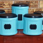 Fabulous Folger Coffee Plastic Container Upcycle