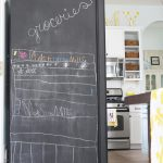 Faq Ing Your Fridge Chalkboard