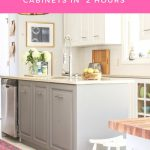 Fastest Way Paint Kitchen Cabinets Ultimate