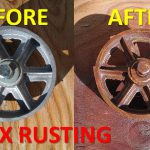 Faux Rust Finish Spray Paint Fake Look Onto Your Projects Diy