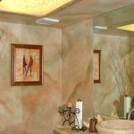 Faux Wall Finishes Examples Hand Painted Treatmentswall Murals