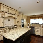 Favorite Antique White Paint Inspired Room Kitchen Cabinet