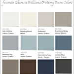 Favorite Pottery Barn Paint Colors Collection