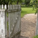 Fence Paint Garden Diy Tips Inspirational