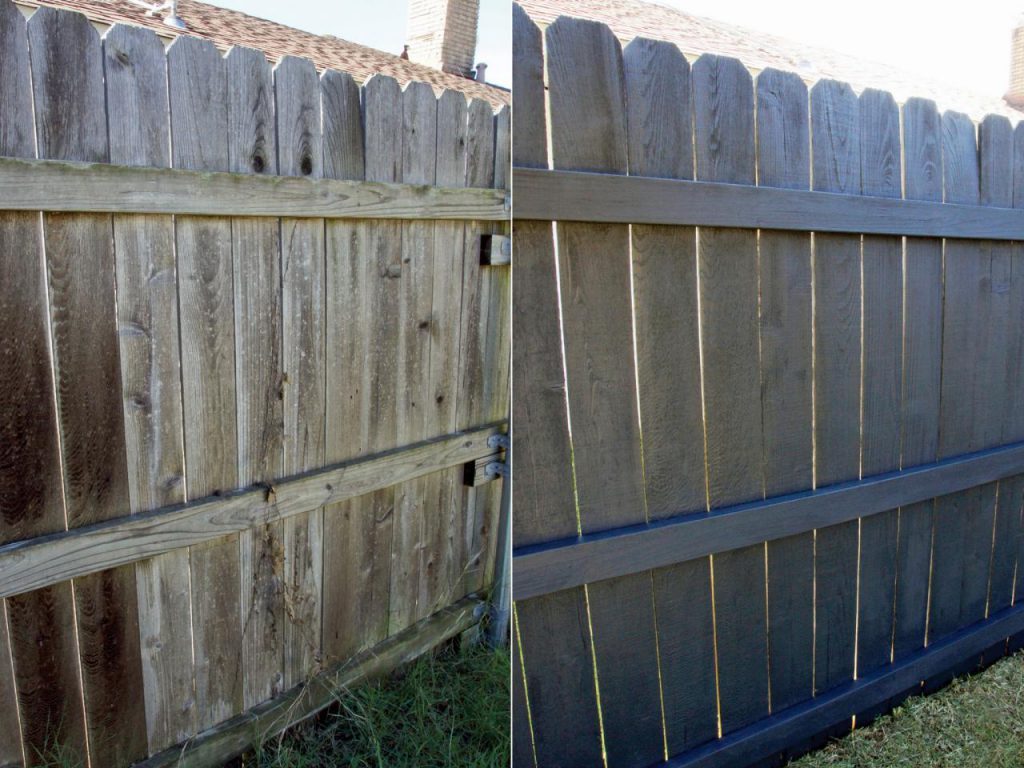 Fence Painting Staining Guide Quick Tips