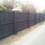 Fence Painting Work House Lincoln Painters