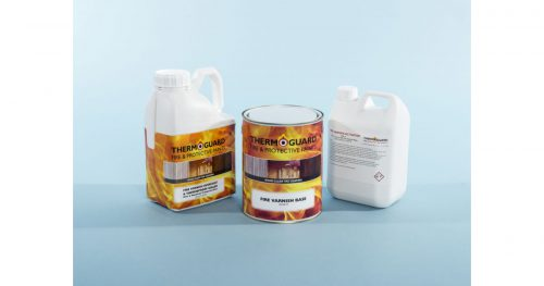 Fire Retardant Varnish