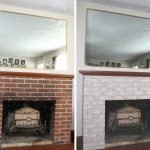 Fireplace Makeover Small Town
