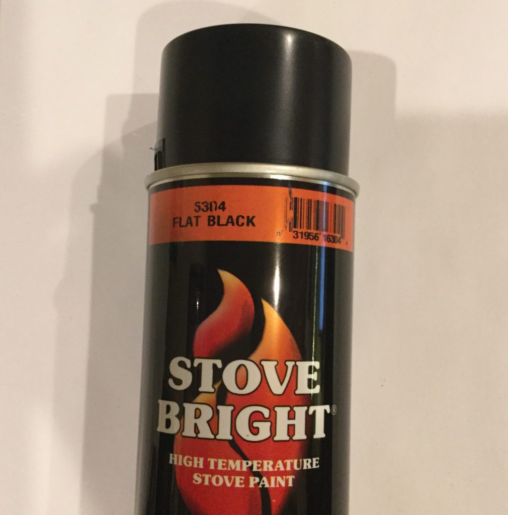 Flat Black Stove Paint Bright Hechler Mainstreet Hearth Home Troy