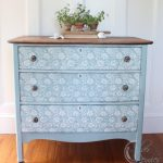 Fleur Chalk Paint Dresser Before After Finding Silver