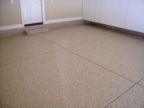 Floor Coating Las Vegas Garage