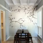 Floral Mural Ideas Your Source Architecture Interior Design