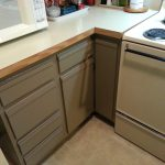 Foobella Designs Painting Laminate Kitchen Cabinets