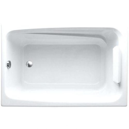 Foot Bathtub Cast Iron Large Paint Home Depot