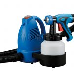 Foxhunter Zoom Spray Gun System Electric Paint Sprayer Painting Fence Fhsg New
