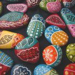 Frugal Home Design Painted Rocks Inspiration