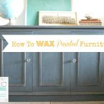 Furniture Wax Over Paint Home