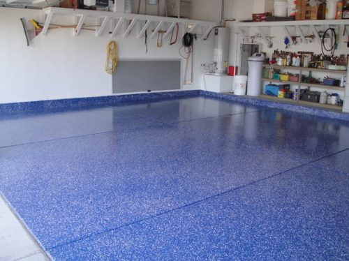 Garage Floor Paint Ideas Best Way Choosing Right