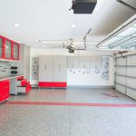 Garage Floor Paint Ideas Shed Contemporary Accent Wall Bike