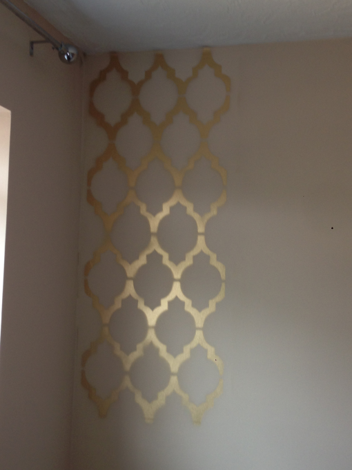 Geometric Print Wall Every Home