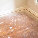 Get Paint Off Wooden Floorboards Carpet