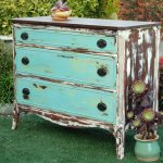 Get Shabby Chic Feel Distressed Wooden Dressers Home Design