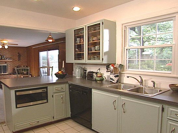 Getting Started Diy Painting Old Kitchen Cabinets Interior