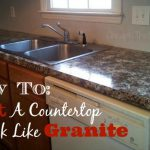 Giani Granite Makes Easy Paint Countertops Look
