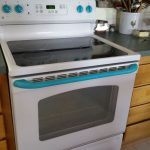 Give Your White Stove Touch Vintage