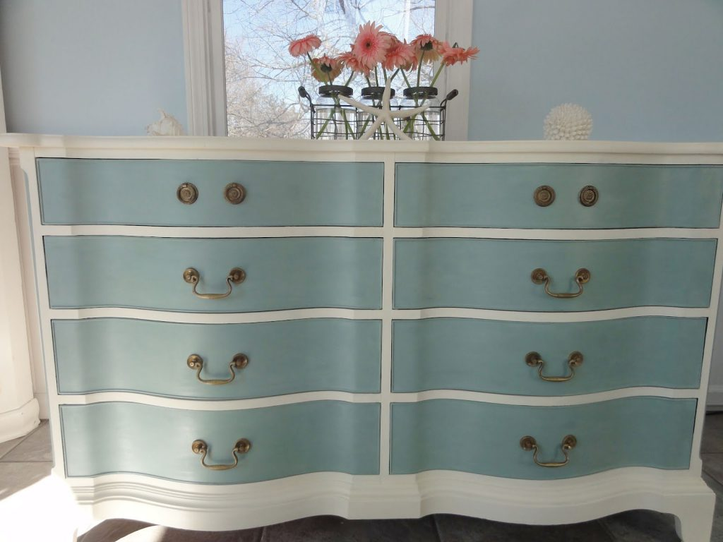 Giving Chalk Paint