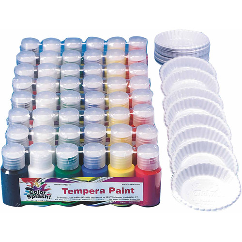 Glass Window Color Paint Set Decorator Colors