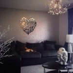 Glitter Wall Paint Colors Home Painting