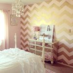 Gold Painted Wall Rose Glitter Paint Cool Amazing Ideas Walls