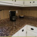 Granite Painted Countertops Affordable Painting Kitchen