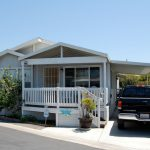 Great Mobile Home Exterior Makeover Ideas