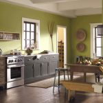 Green Kitchen Paint Colors Ideas
