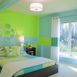 Green Paint Colors Small Rooms Decor