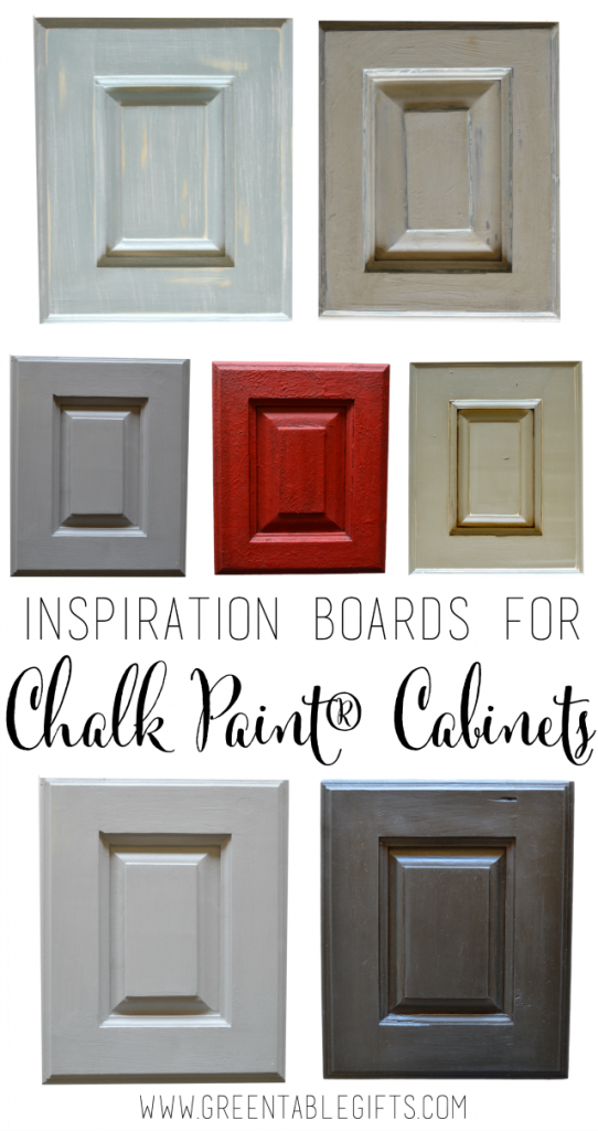 Green Table Mercantile Six Inspiration Boards Chalk Paint Kitchen